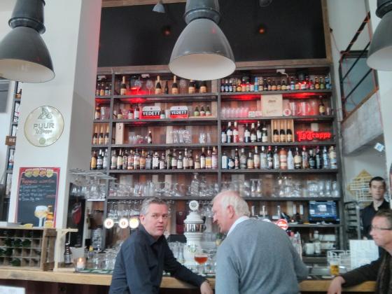 Inside the Proeflokaal Reijngoud