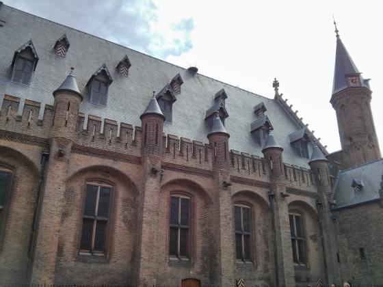 Inside the Binnenhof