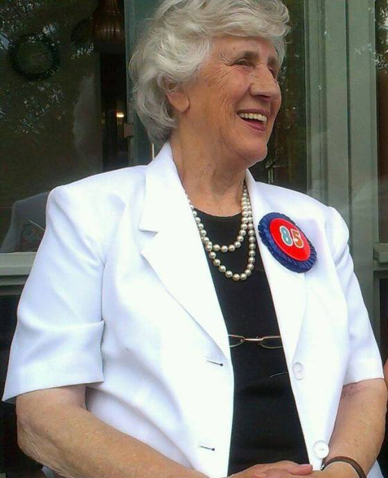Oma's 85!