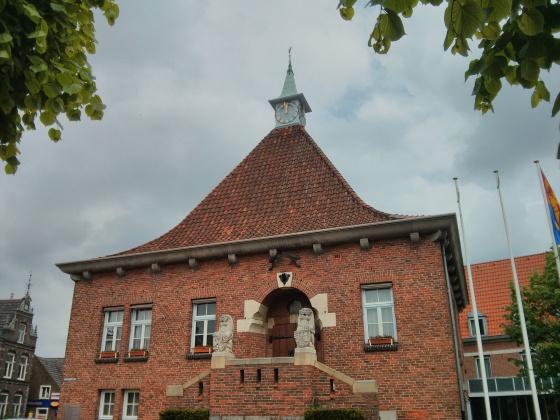 Village center