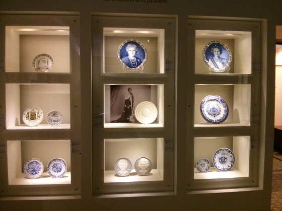 More Delftware commisioned by the Dutch Royal Family