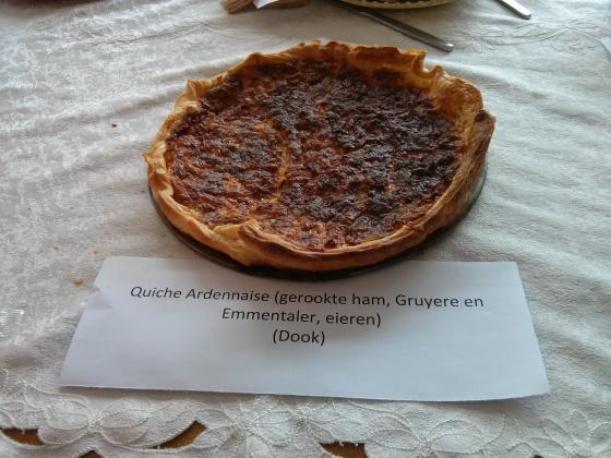 Dook's Quiche Ardennaise