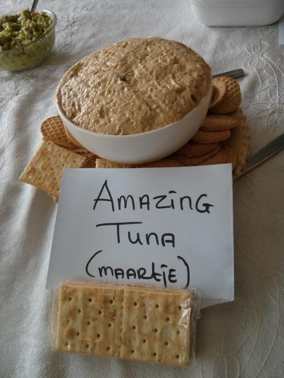 Tante Maartje's Amazing Tuna Salad