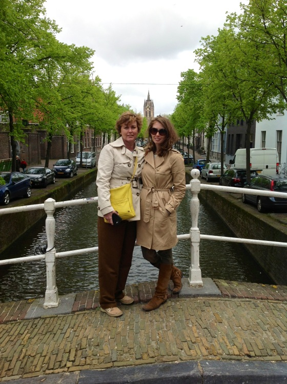 In Delft!