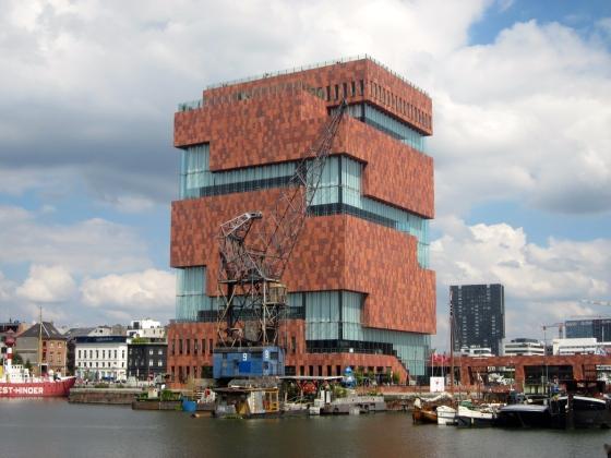 Museum aan de Stroom, MAS