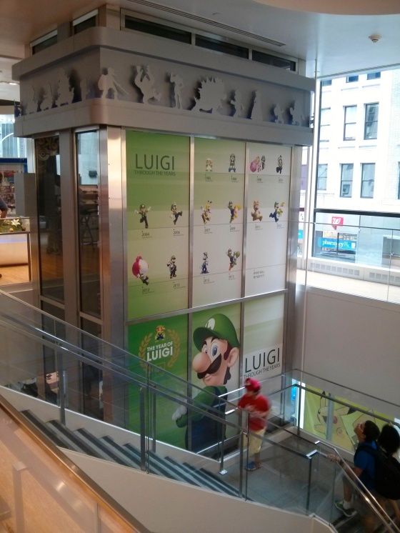 Inside Nintendo World