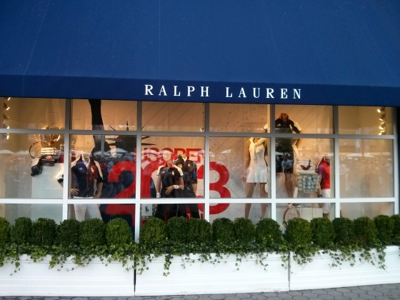 Ralph Lauren special edition tennis clothes