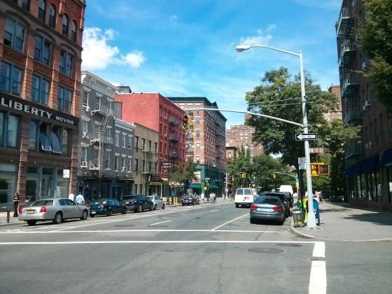 Another streetview in Greenwich Village