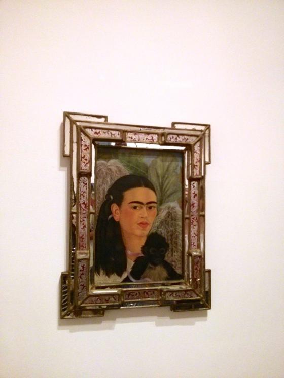 Fulang-Chang and I, Frida Kahlo, 1937