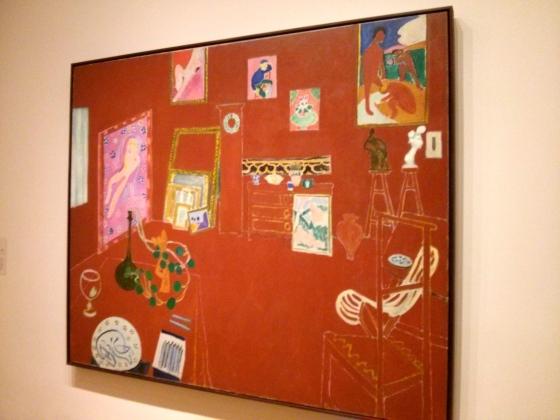 La Serpentine, Henri Matisse, 1909