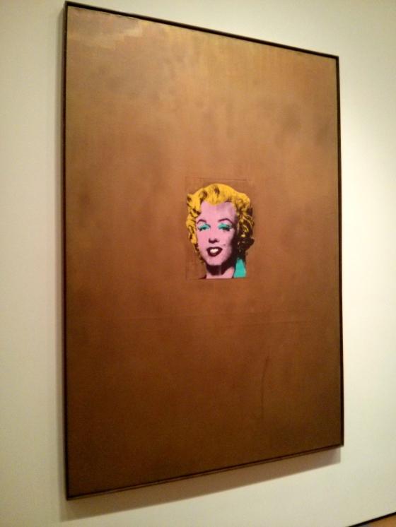 Gold Marilyn Monroe, Andy Warhol, 1962