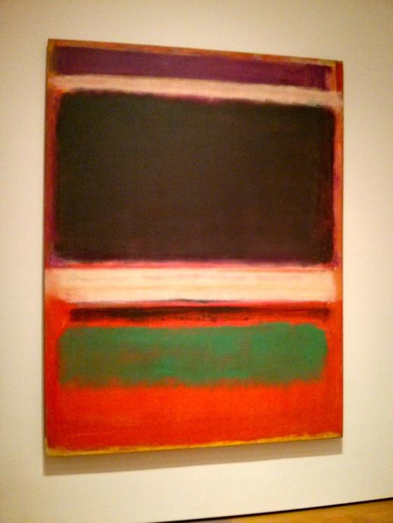 No. 3/No. 13, Mark Rothko, 1949