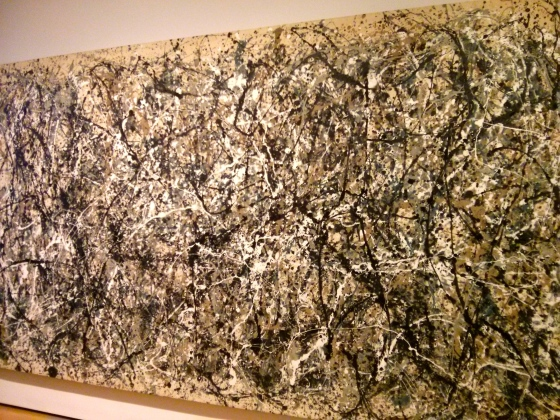 One: Number 31, 1950, Jackson Pollock, 1950