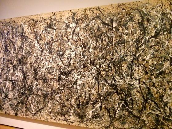One: Number 31, 1950, Jackson Pollock, 1950