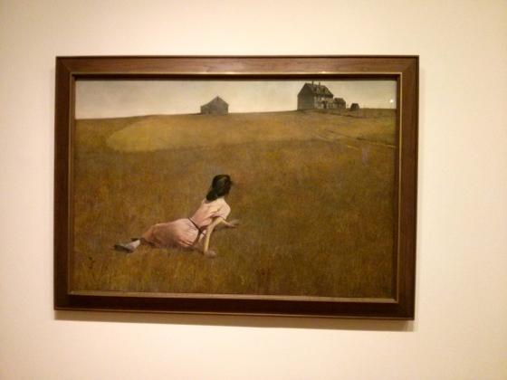 Christina's World, Andrew Wyeth, 1948