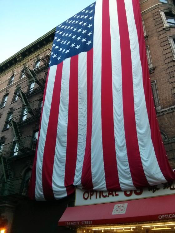 Flag for September 11th