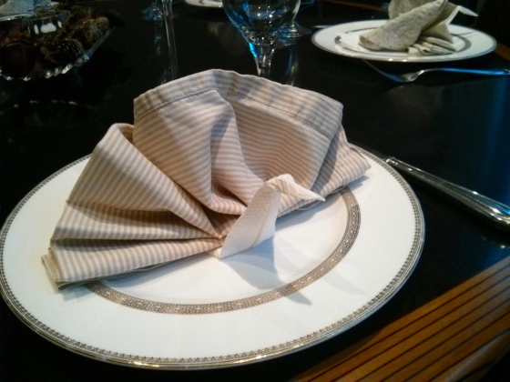 Turkey napkins