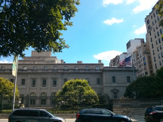 One more shot of The Frick Collection