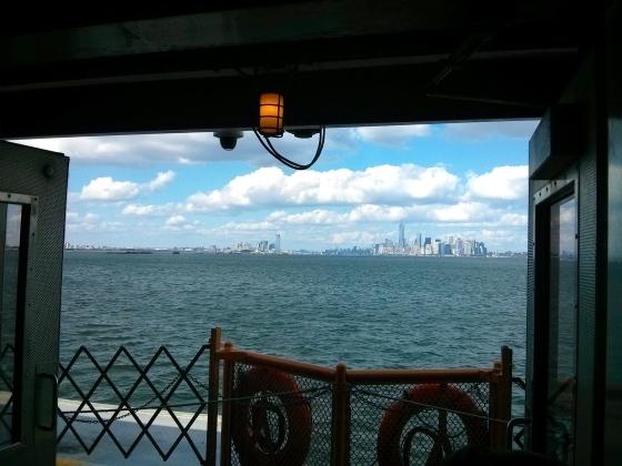 Getting closer to Manhattan