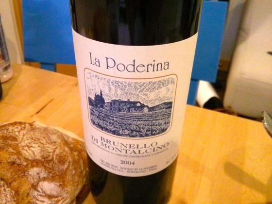 A Brunello to celebrate my 27th!