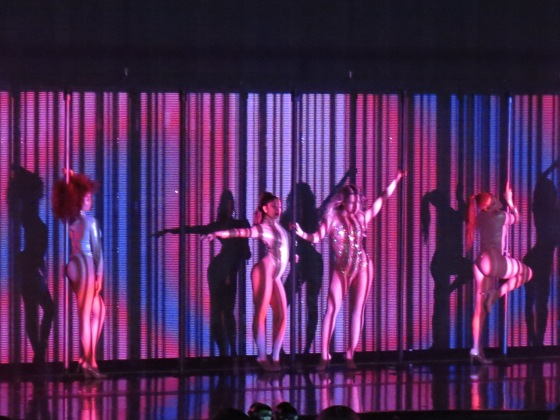 Performing Partition