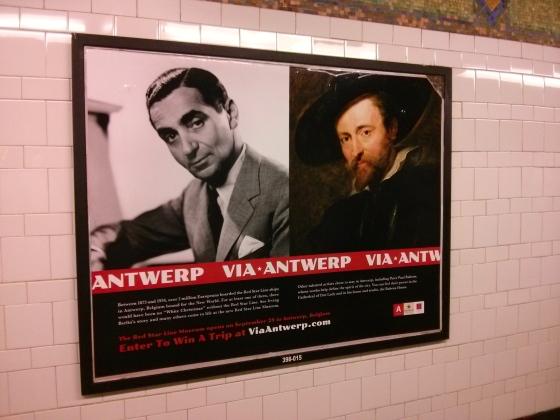 A little bit of Antwerp in NYC!