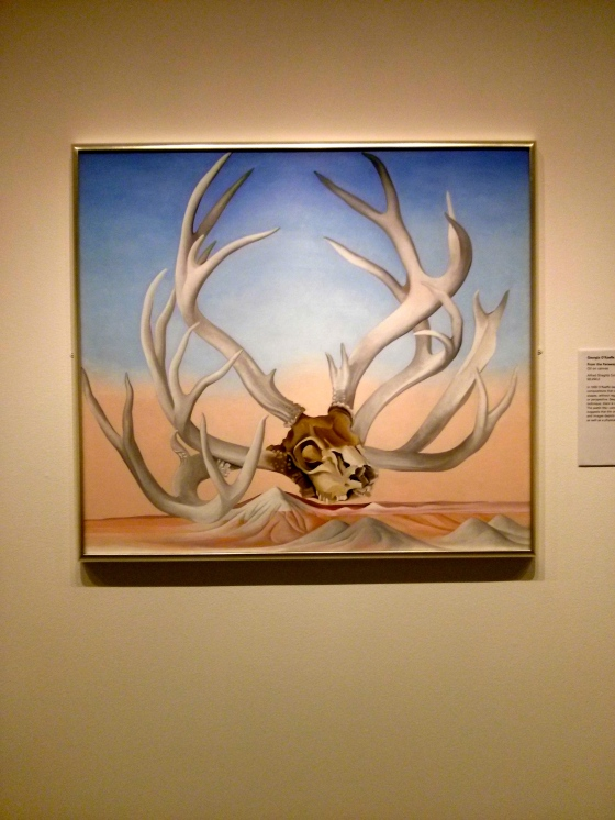 From the Faraway, Nearby, Georgia O'Keeffe, 1937
