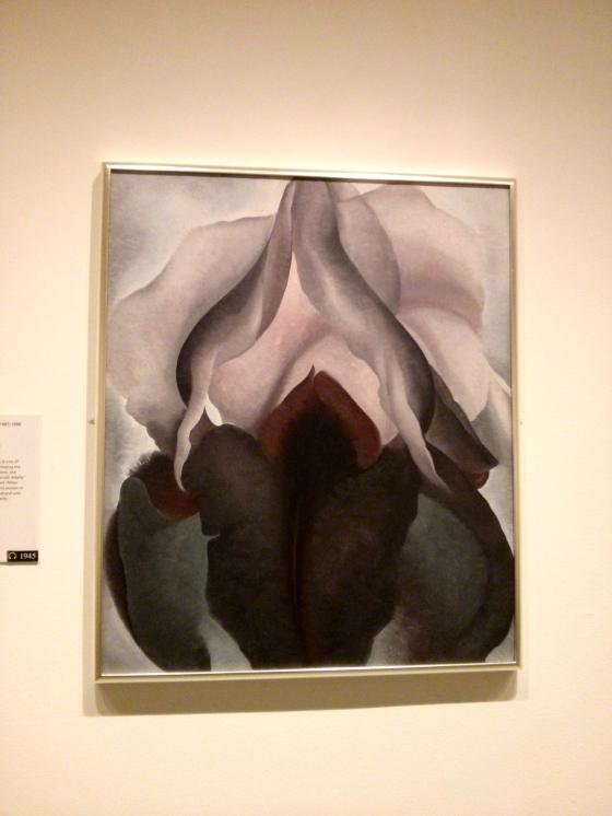 Black Iris, Georgia O'Keeffe, 1926