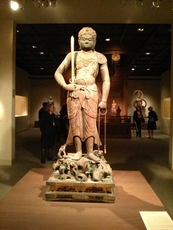 Fudo Myo-o, 12th century