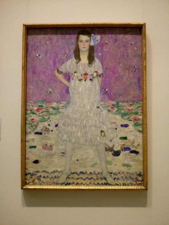 Mada Primavesi, Gustav Klimt, 1912
