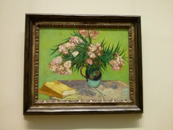Oleanders, Vincent van Gogh, 1888