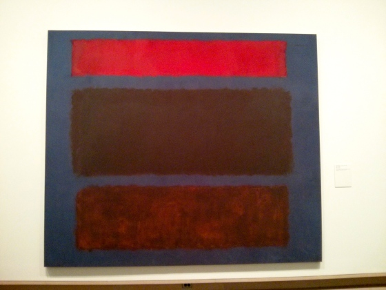 No. 16, Mark Rothko, 1960
