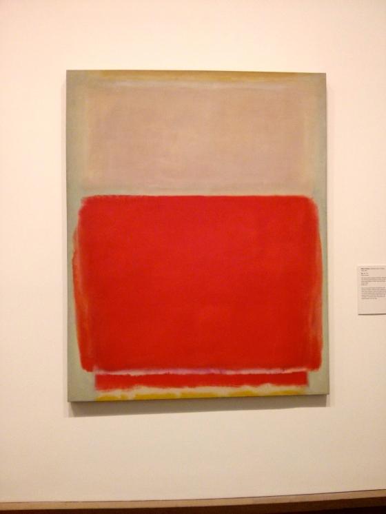 No. 3, Mark Rothko, 1953