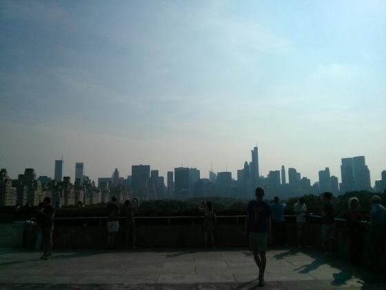 On top of The Met