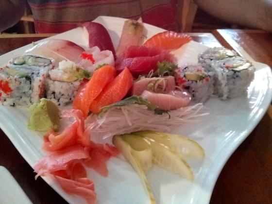 Koen's lunch