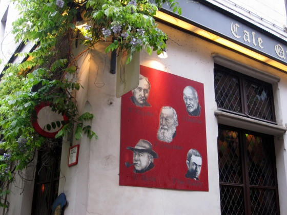 5 Flemish writers (pioneers in writing in the Dutch language)