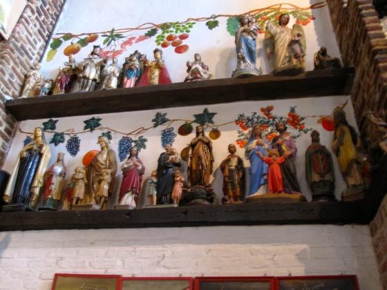 Inside Het Kathedraalcafé