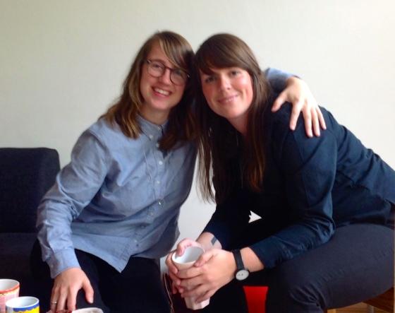 Nikki and Brigiet