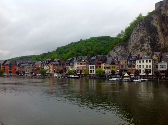 One more photo of the Meuse River