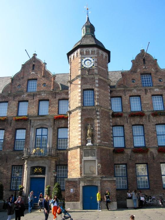 Rathaus, or City Hall