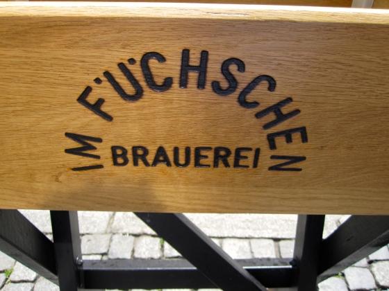 Lunch at Im Füchschen