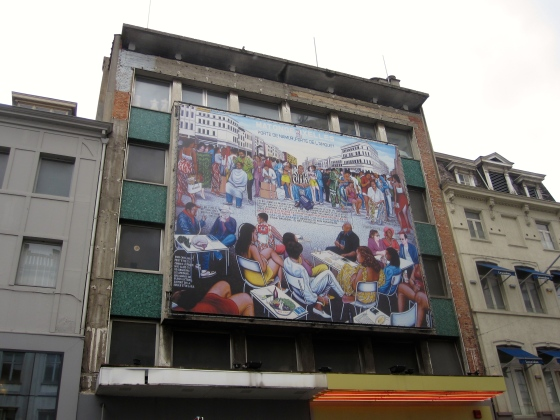 Mantongé Mural