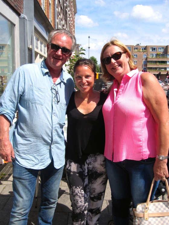 Dook and Els with Hanneke