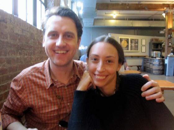 Koen and Christina