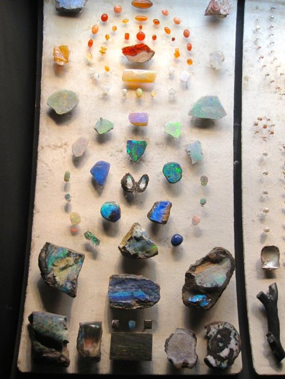So much opal