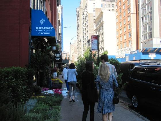 Exploring the Chelsea Flower Market