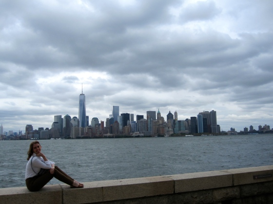 And me with Manhattan