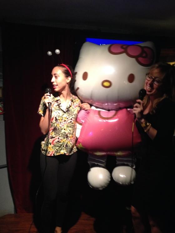 Karaoke at Asia Roma!