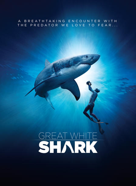 The Great White Shark IMAX poster