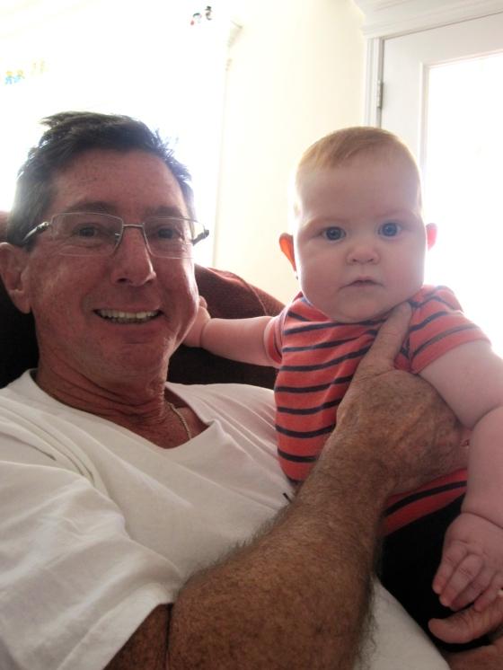 Grandpa and Edward